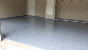 Moving into a new home? Perfect time to get garage floor epoxy coating