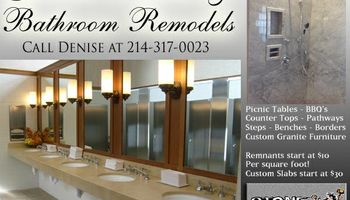 GRANITE KITCHEN AND BATHROOM REMODELING