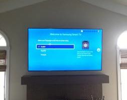 Tv mounting $80