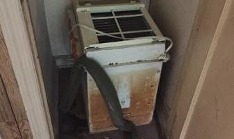 Scrap metal, stove, AC, Heater, boiler, frig, 7 radiators & more