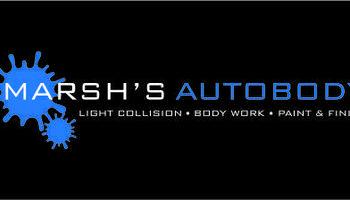 Marsh's Autobody - great quality, low prices!