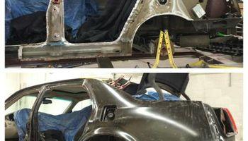 Okeeffes Collision . $325 Bumper Repair Special Auto Body Repair Deals/ Hail Damage Repair
