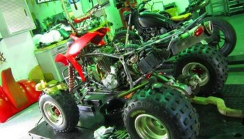 4 Wheeler, UTV & Dirtbike - Flat Rate!