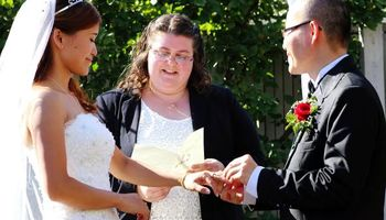 Your wedding, your way! Wedding Officiant