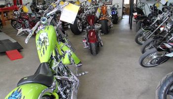 LOCAL SHOP! LOCAL TALENT! JMC CUSTOM MOTORCYCLES