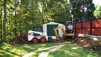 Demolition - from storage sheds to houses