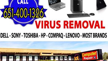 Computer Virus Removal by Eagan Computer Repair