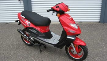MOMENTUM 50'S. SCOOTER/MOPED SERVICE/REPAIR