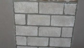 Masonry. Block Walls. Brick Repair. Chimney Cap. Tuckpointing