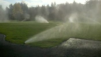 Emerald lawn/ Sprinkler services