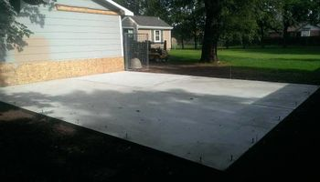 McGuire Flatwork & Grading (concrete and dirt work)