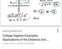 College algebra Mentoring/ basic Calculus
