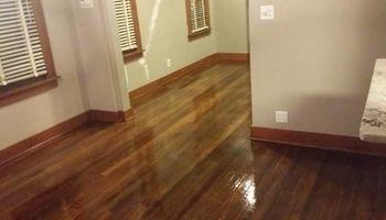 Hardwood installer. Refinishing floors