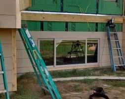 Clean-Coe. Siding, framing, cement work, handyman