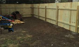 Privacy Fencing and Decks