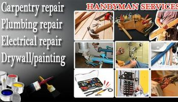 Plumbing/ Electrical/ Heating and more!