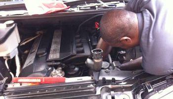 K&M Auto mobile service/ body repair shop