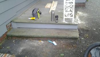 Oddjobs Handyman Repairs and Remodeling / Trim and Base molding