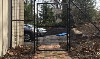 Deer Solutions. Fence Installer- New Deer & Garden Fence Systems