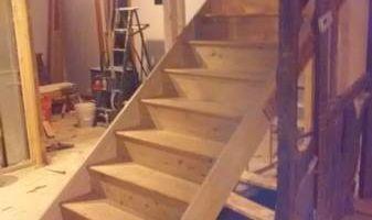 Carpenter for hire - decks, garages, remodels, drywall, fences...