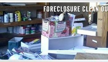 Foreclosure Clean Out & Junk Removal