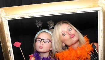 Newest Photo Booth for Weddings, Holiday Parties, Corporate Events and more!
