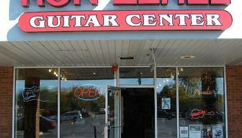 GUITAR, BASS AND DRUM LESSONS / on Zehel Guitar Center
