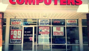 EZ-Tech Computers. Virus Removal/ Computer Repair