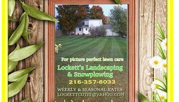 Lockett's Landscaping & Snow Plowing