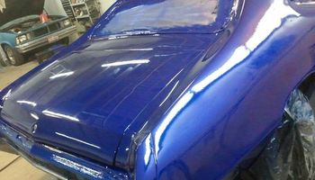 Autobody and paint! Trades accepted!