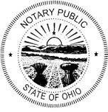 MOBILE NOTARY PUBLIC FOR STATE OF OHIO