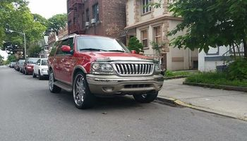 Hourly/Daily Personal DRIVER - luxury SUV