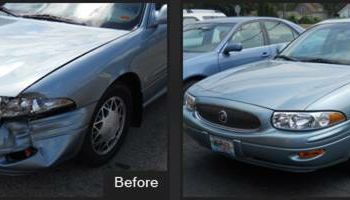 Cheap reliable auto body repairs