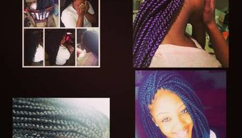Braids! Arkansas Stylist! Come today!