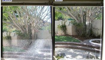 CLEAR VIEW WINDOW CLEANING - INSIDE & OUTSIDE!