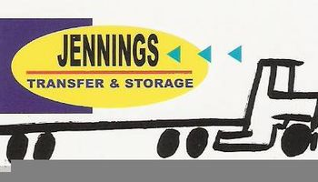 Jennings Transfer & Storage. LABOR ~ MOVING. GREAT SERVICE!