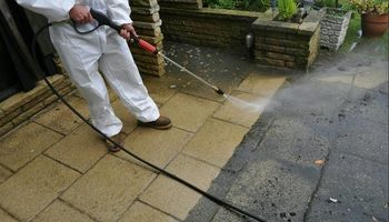 PRESSURE WASH SPECIAL! $99 for the entire house
