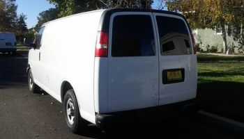 Delivery, Moving, Transportation, Cargo van
