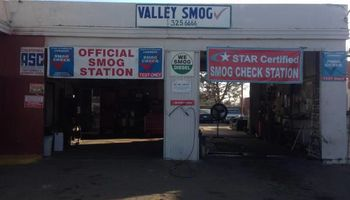 VALLEY SMOG (Star Certified) - SMOG CHECK