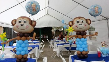 BALLOON DECORATIONS by Roselyn's Impressive Balloons