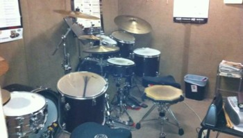 DRUM LESSONS AT Nick Rail Music... (age 8 and up)