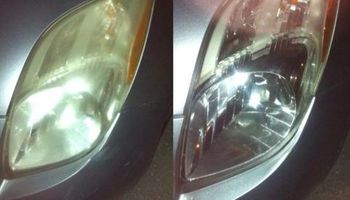 Headlight restoration $20!!! I'll come to you!