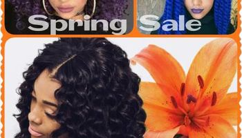 Kima's Designs - Atlanta Stylist in town this weekend ONLY!