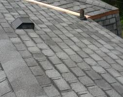 Melvin's Residential Roofing.