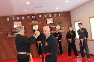 "Self Defense/Martial Arts Instruction! Charles ""Chip"" Sebastian"