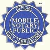 Mobile Notary Service. ID will be required