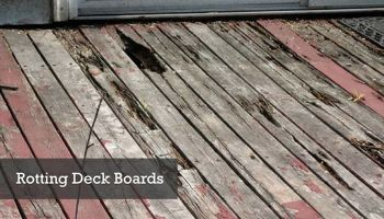 Tucker's Deck Construction & Repair