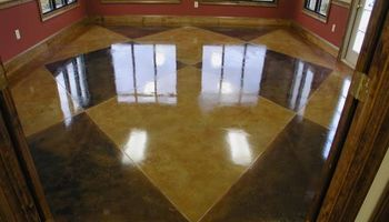 Polished Concrete Floors by Centric Concrete Epoxy