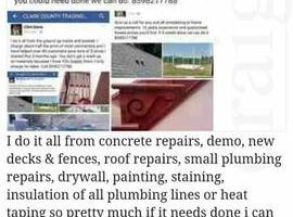 Cheap quality work - remodeling or home improvements