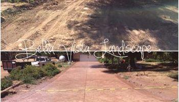 Bella Vista Landscape - retaining walls, sod, drip/sprinkler system